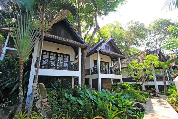 Ao Prao Resort Deluxe Cottage