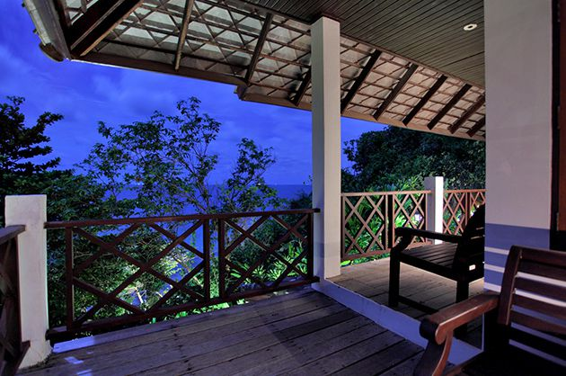 Ao Prao Resort Horizon Suite Hillside