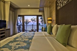 Ao Prao Resort rooms