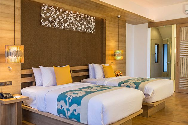 Ao Prao Resort Sea view Suite 2 bedrooms