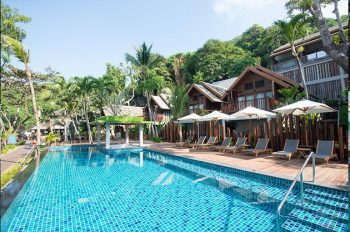 AO PRAO RESORT SWIMMING POOL